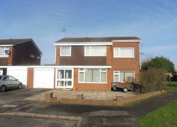 Thumbnail 4 bed link-detached house for sale in Reed Close, Clacton-On-Sea