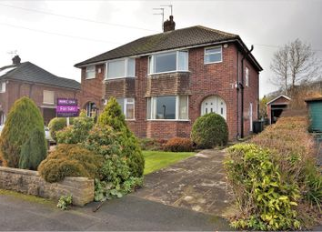 Thumbnail 3 bed semi-detached house for sale in Simpson Grove, Bradford