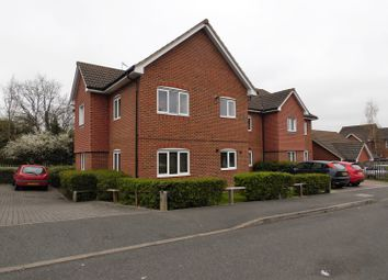 Thumbnail 2 bed flat for sale in Coote Close, Bracknell