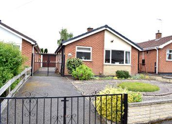 Thumbnail 2 bed detached bungalow for sale in Grenville Drive, Ilkeston, Derbyshire