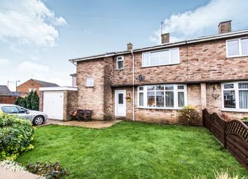Thumbnail 3 bed semi-detached house for sale in Queens Road, Skegness