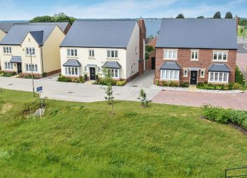 Thumbnail 5 bed detached house for sale in Broad Way, Upper Heyford, Bicester
