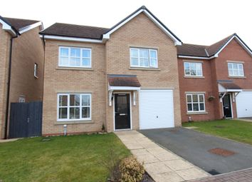 4 bed detached house for sale in Banks Crescent, Stamford PE9