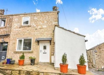 Thumbnail 1 bed end terrace house for sale in Slack Booth, Trawden, Colne, Lancashire