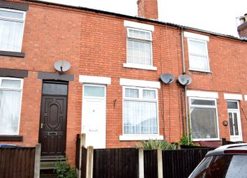 Thumbnail 2 bedroom terraced house for sale in Orchard Street, Ilkeston, Derbyshire