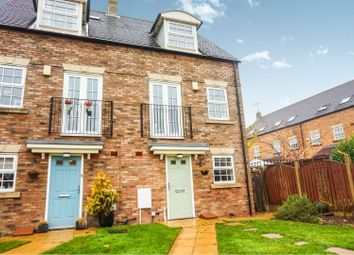 Thumbnail 3 bed semi-detached house for sale in Monroe Close, York
