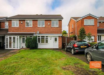 Thumbnail 2 bed semi-detached house for sale in Gurnard Close, Coppice Farm, Willenhall