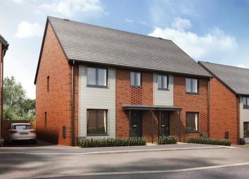 """Thumbnail 3 bed end terrace house for sale in """"The Byford - Plot 62"""" at Curbridge, Botley, Southampton"""