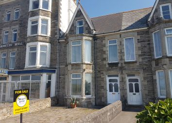 Thumbnail 4 bed town house for sale in Narrowcliff, Newquay