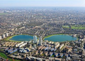 Thumbnail 3 bed flat for sale in Sandpiper, Woodberry Down, London