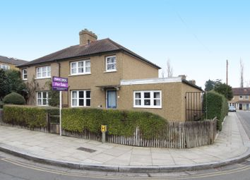 Thumbnail 3 bed semi-detached house for sale in Chilton Avenue, Ealing