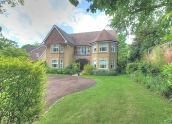 Thumbnail 5 bed detached house for sale in Delamer Road, Bowdon, Altrincham