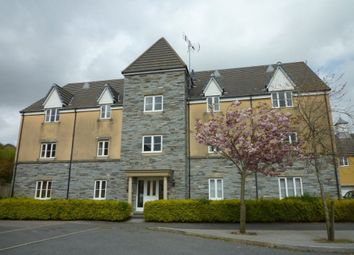 Thumbnail 2 bed flat to rent in Larcombe Road, Boscoppa, St. Austell