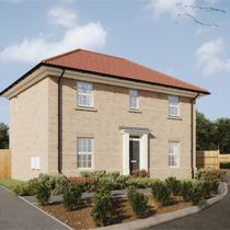 Thumbnail 3 bedroom detached house for sale in Woodpecker Avenue, Holt