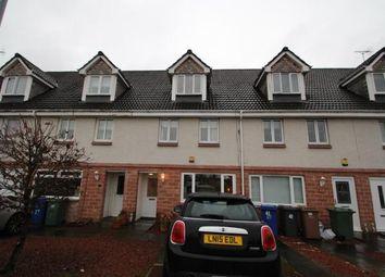 Thumbnail 4 bed terraced house for sale in Cherrywood Road, Elderslie, Renfrewshire, .