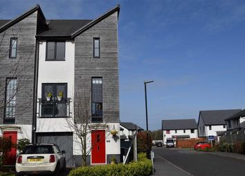 Thumbnail 4 bedroom end terrace house for sale in Nightingale Way, Catterall, Preston