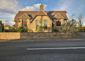 Thumbnail 4 bed detached house for sale in Whitwell House, Glynogwr, Bridgend