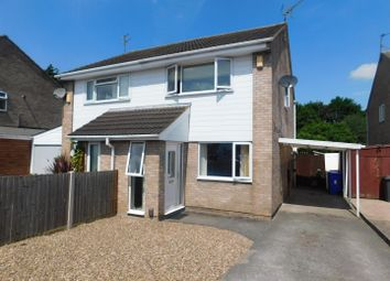 Thumbnail 2 bed semi-detached house for sale in Stourdale Close, Long Eaton, Nottingham