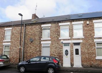 Thumbnail 2 bedroom terraced house for sale in Johnson Street, Lemington, Newcastle Upon Tyne