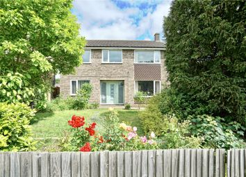 Thumbnail 4 bed detached house for sale in Bushmead Road, Eaton Socon, St. Neots, Cambridgeshire