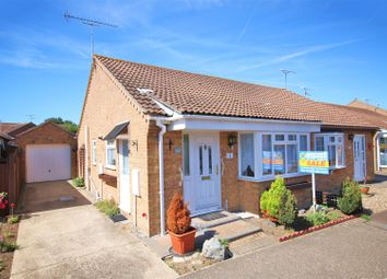 Thumbnail 2 bed semi-detached bungalow for sale in Wavring Avenue, Kirby Cross, Frinton-On-Sea