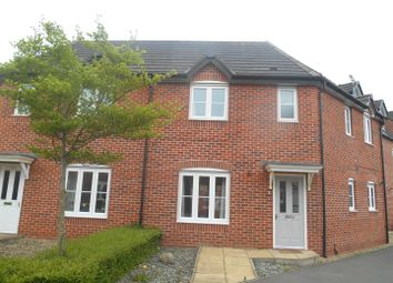 Thumbnail 3 bed semi-detached house for sale in Foss Road, Hilton, Derby
