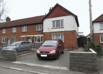 Thumbnail 2 bedroom end terrace house for sale in Hiles Road, Cardiff