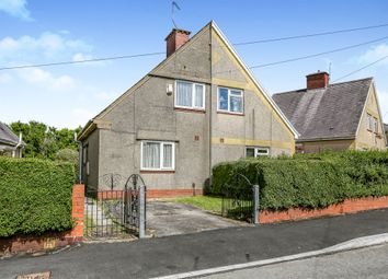Thumbnail 2 bedroom semi-detached house for sale in Carig Crescent, Mayhill, Swansea