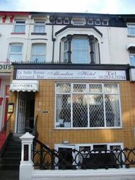 Thumbnail Hotel/guest house to let in Alondra Hotel, 15 Hornby Road, Blackpool