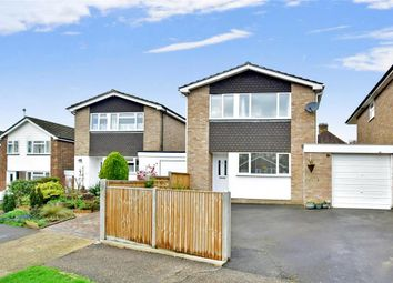 Thumbnail 3 bed link-detached house for sale in Woodfield Road, Rudgwick, West Sussex