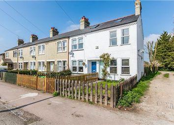 Thumbnail 3 bedroom end terrace house for sale in Fulbourn Road, Cherry Hinton, Cambridge