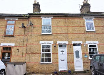 Thumbnail 2 bed terraced house to rent in Lennard Row, South Ockendon