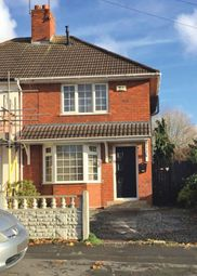 Thumbnail 2 bed semi-detached house for sale in Dangerfield Lane, Wednesbury, West Midlands