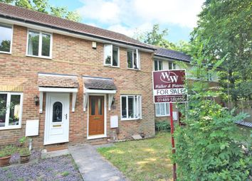Thumbnail 2 bed terraced house for sale in Sorrel Drive, Whiteley, Fareham