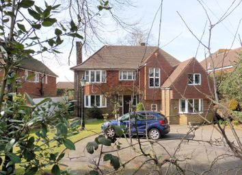 Thumbnail 5 bed detached house to rent in Dyke Road Avenue, Hove