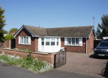 Thumbnail 2 bedroom detached bungalow for sale in Liberty Road, Glenfield, Leicester
