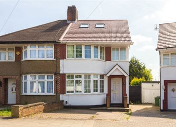 Thumbnail 4 bedroom semi-detached house for sale in Felbridge Avenue, Stanmore
