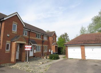 Thumbnail 3 bedroom end terrace house for sale in Fennel Drive, Biggleswade