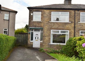 Thumbnail 3 bed semi-detached house for sale in Golf Avenue, Halifax