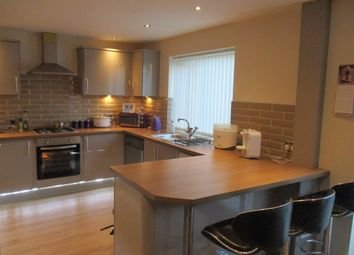 Thumbnail 4 bed terraced house for sale in Willow Brook Road, Corby