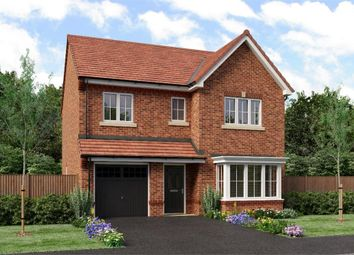 "Thumbnail 4 bed detached house for sale in ""The Glenmuir"" at Weldon Road, Cramlington"