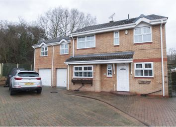 Thumbnail 5 bed detached house for sale in Millrace Drive, Rotherham