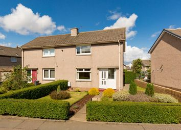 Thumbnail 2 bed semi-detached house for sale in 17 Forthview Crescent, Currie