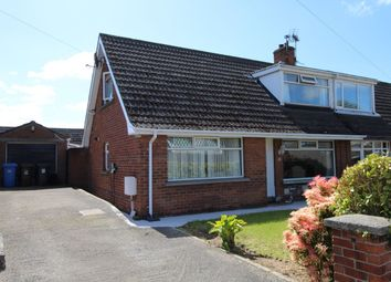 Thumbnail 3 bed semi-detached house for sale in Shan Slieve Park, Newtownards