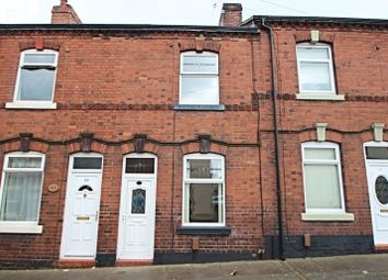 Thumbnail 3 bed terraced house for sale in Victoria Street, Chesterton, Newcastle-Under-Lyme