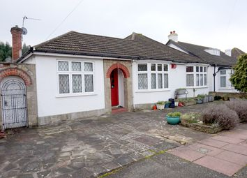 Thumbnail 3 bedroom detached bungalow for sale in Burford Road, Bickley, Bromley