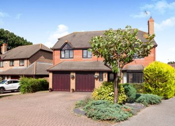 Thumbnail 5 bed detached house for sale in Matthews Chase, Bracknell