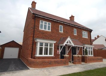 Thumbnail 3 bed semi-detached house to rent in Goldie Drive, Kings Gate, Amesbury