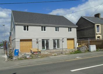Thumbnail 3 bed semi-detached house for sale in Gorwydd Road, Gowerton, Swansea, Swansea