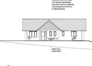 Thumbnail 2 bed detached bungalow for sale in Dinas Mawddwy, Machynlleth